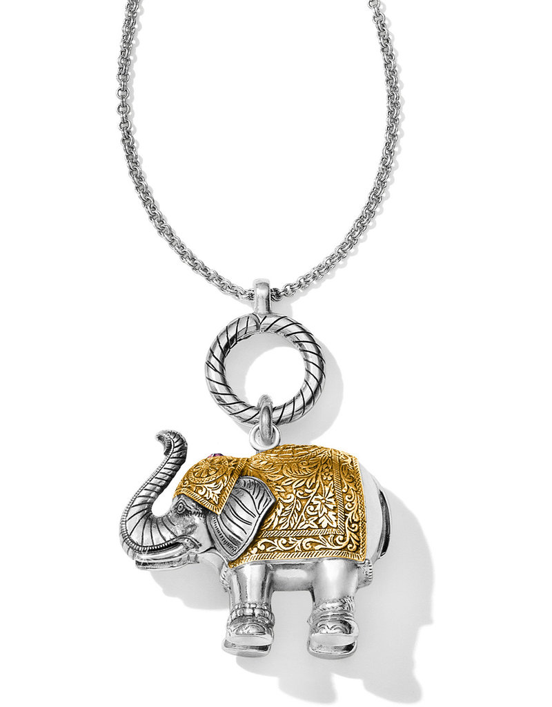 Brighton Raj Elephant Necklace