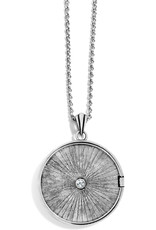 Brighton Majesty Convertible Locket Necklace 18-38""