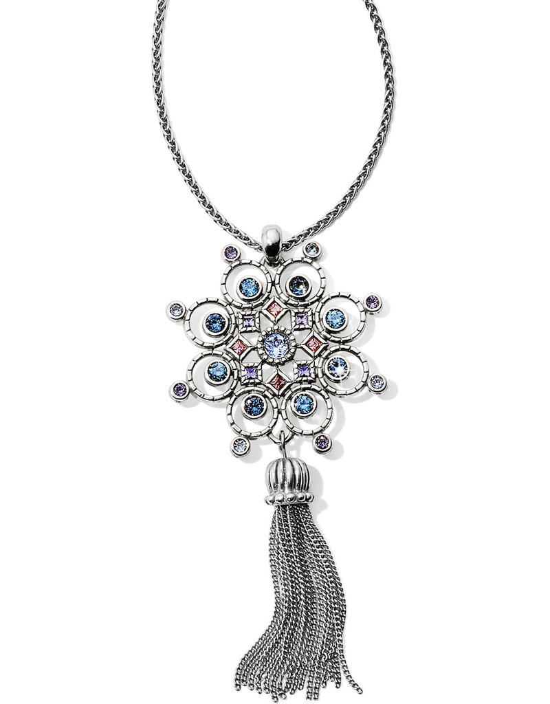 Brighton Halo Aurora Bloom Necklace