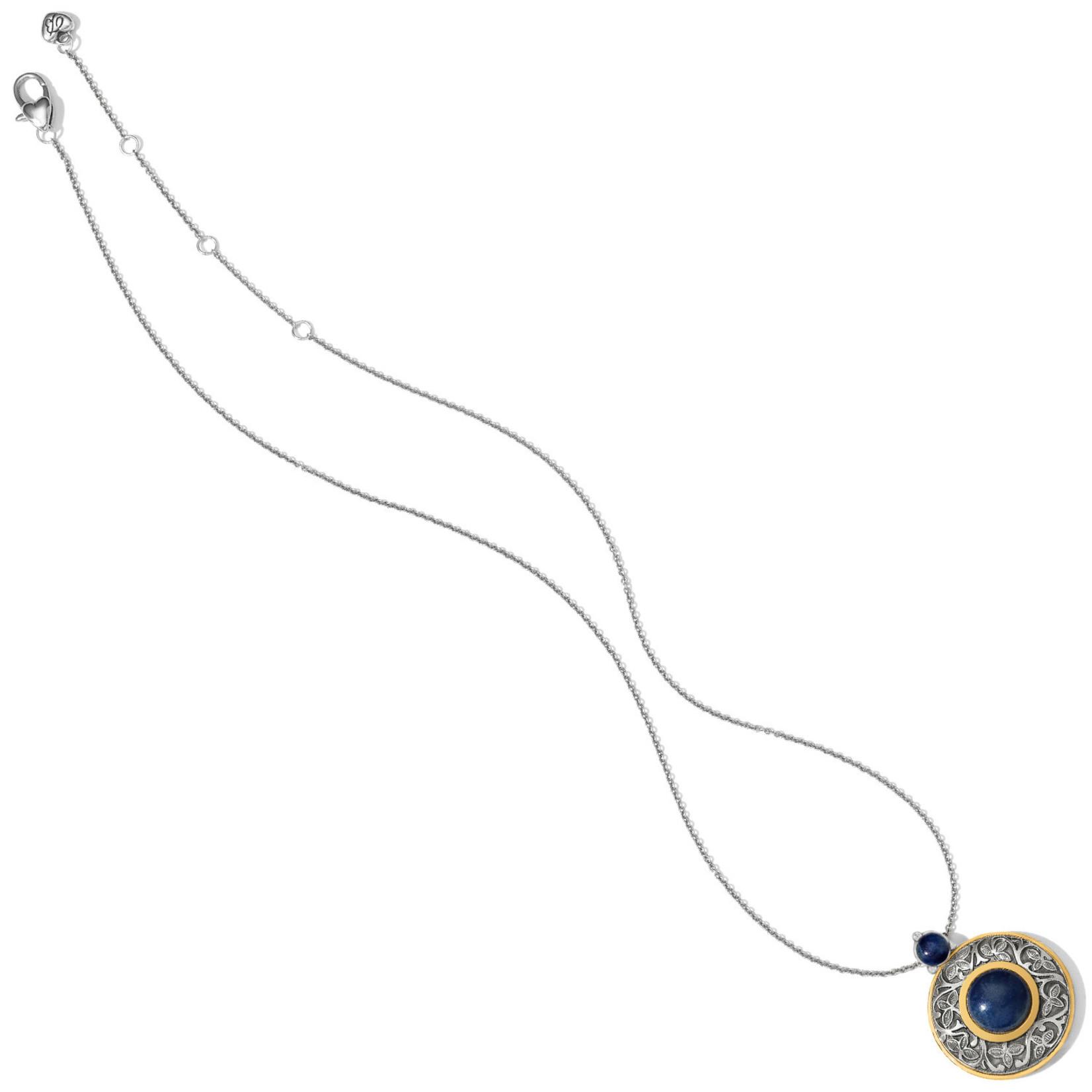 Brighton Udaipur Palace Round Reversible Necklace