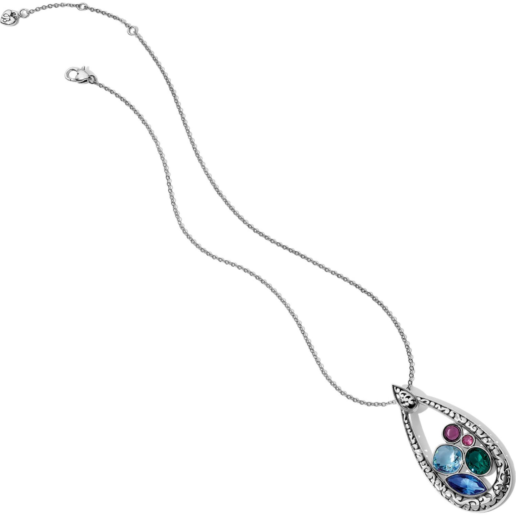 Brighton Elora Gems Vitrail Pendant Necklace
