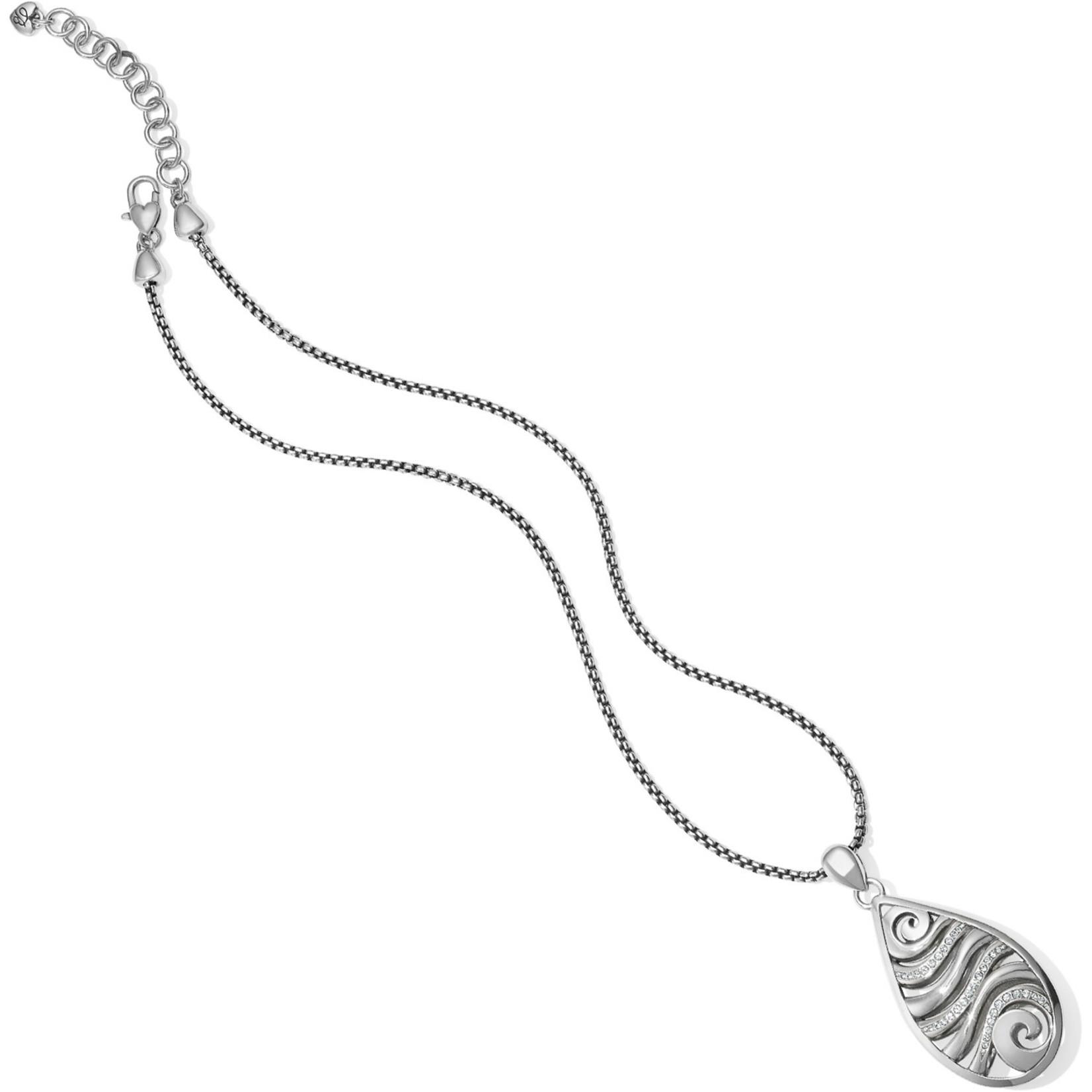 Brighton Oceanus Teardrop Necklace