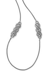 Brighton Interlok Braid Long Necklace