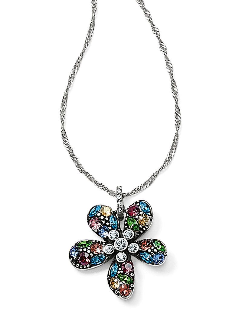 Brighton Trust Your Journey Flower Reversible Necklace