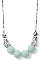 Brighton Meridian Petite Prime Necklace Amazonite