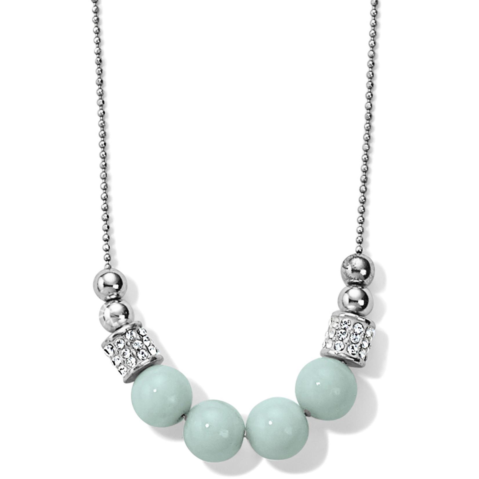Brighton Meridian Petite Prime Necklace Amazonite