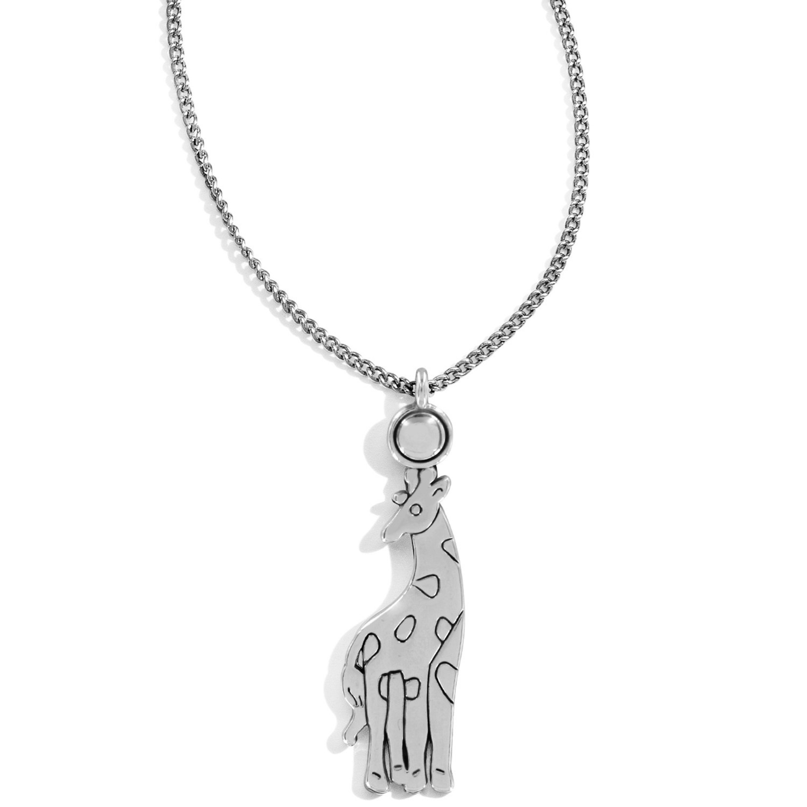 Brighton Africa Stories Safari Giraffe Necklace