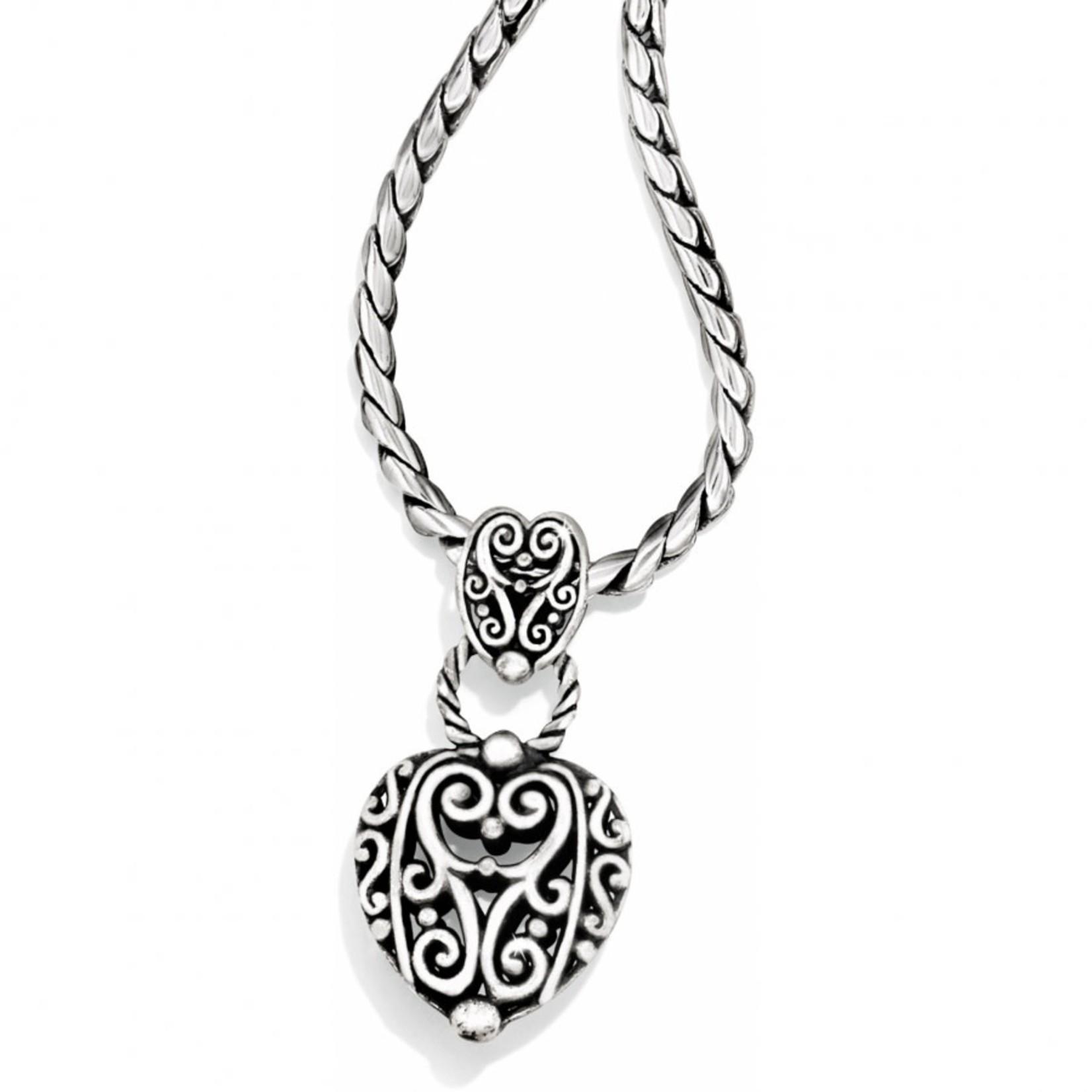 Brighton Bibi Heart Necklace