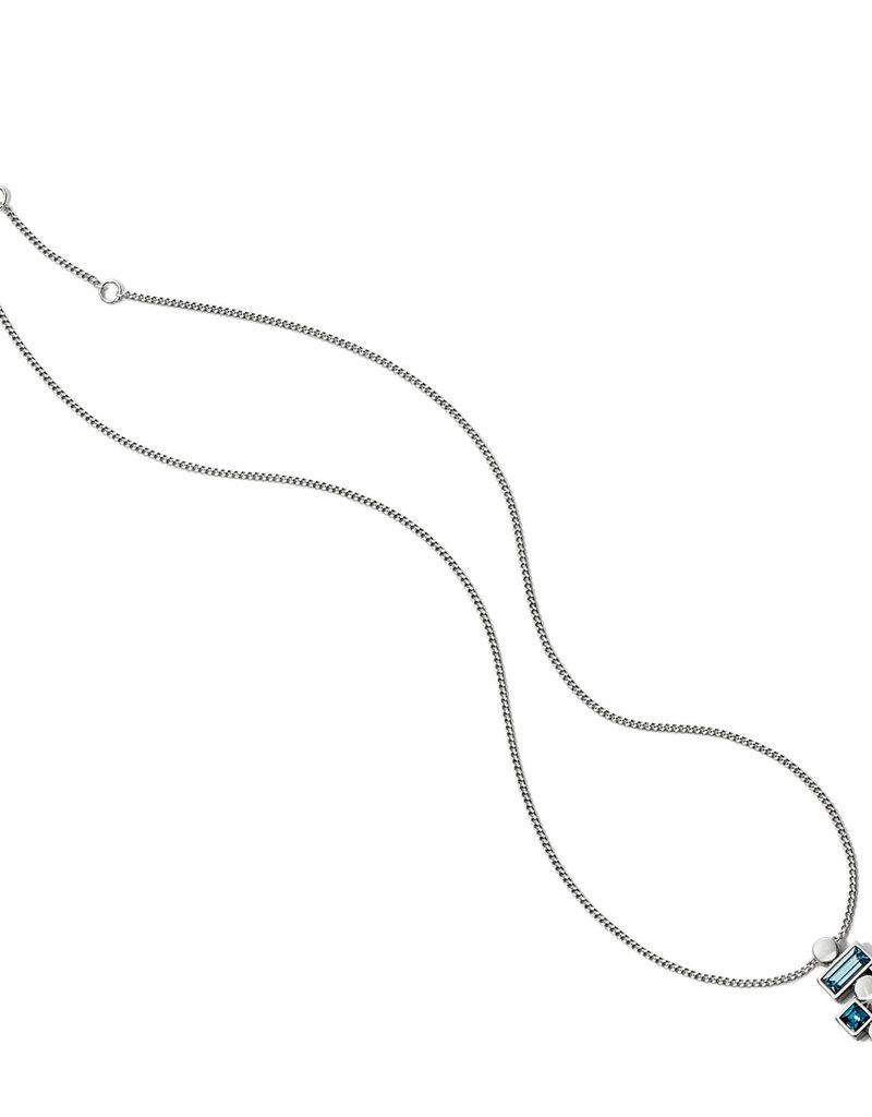 Brighton Blue Showers Pendant Necklace