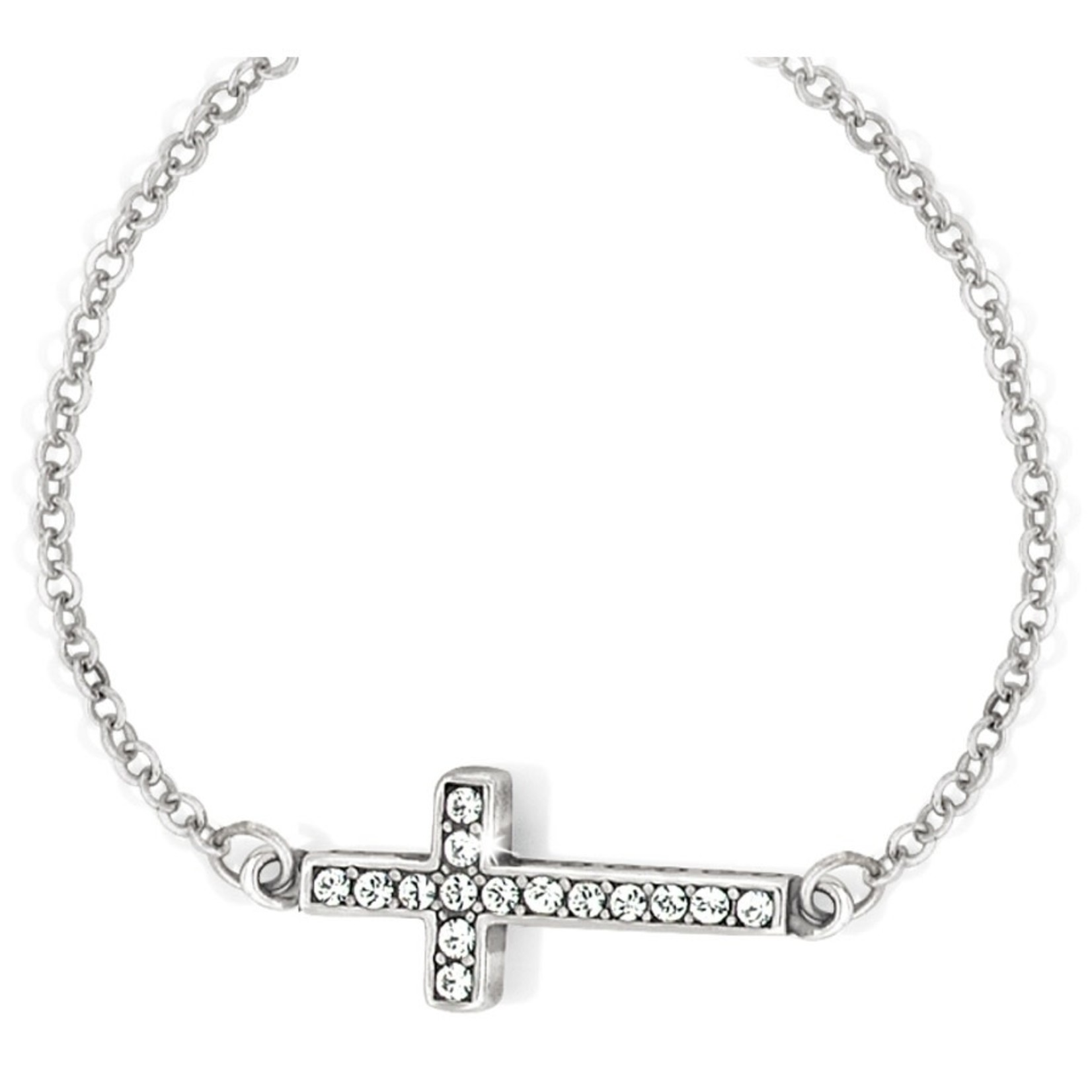 Brighton Starry Night Cross Necklace