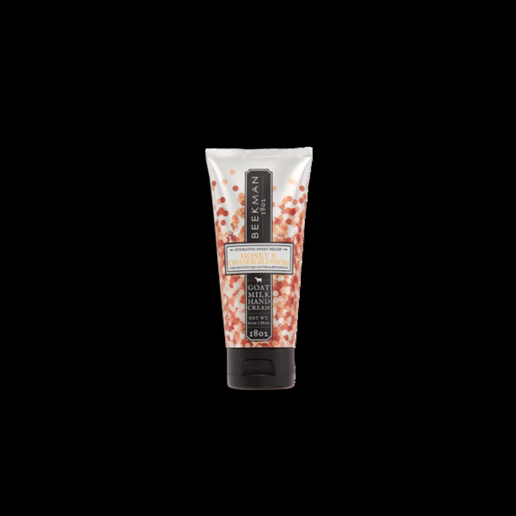 Honey & Orange Blossom 2 oz Hand Cream