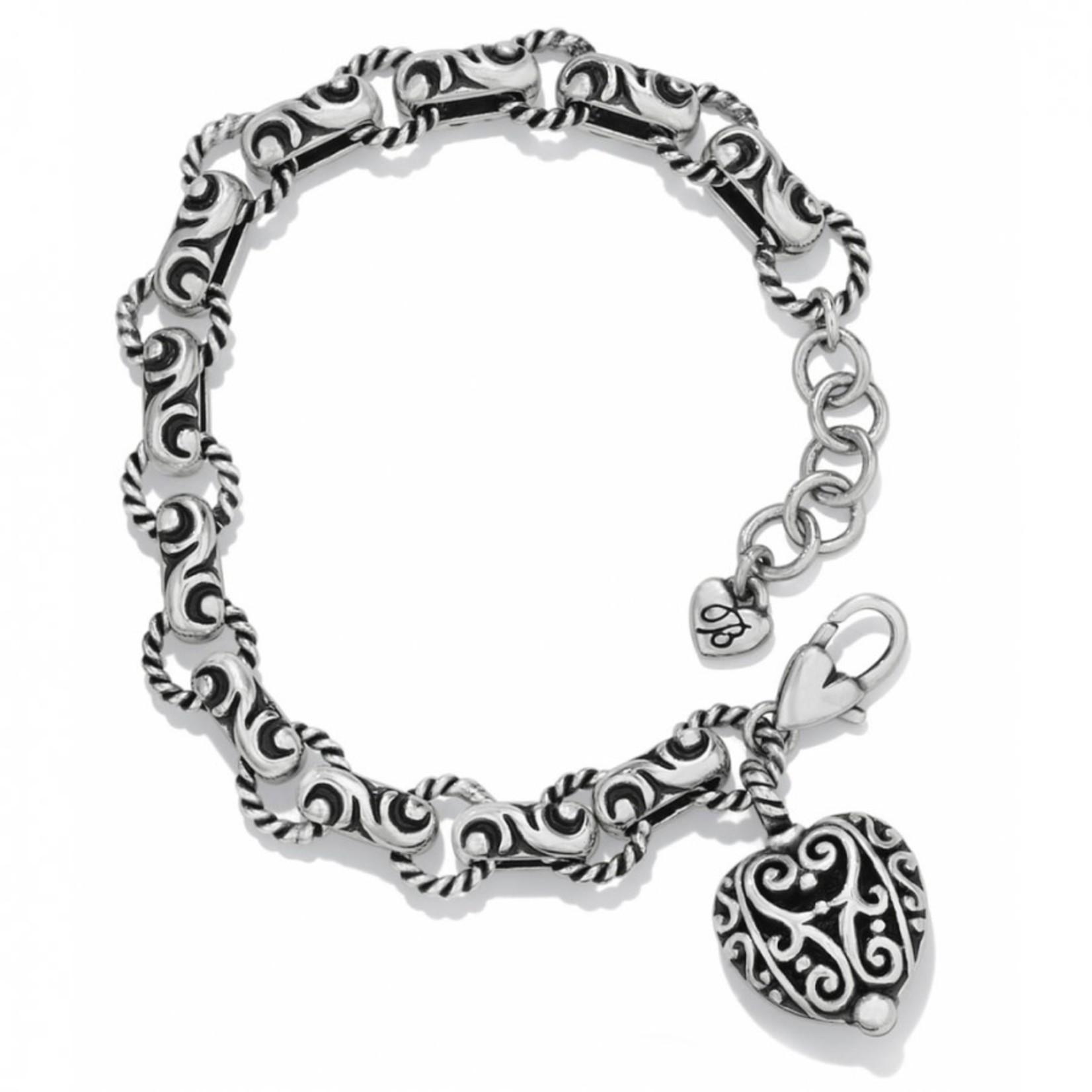 Brighton Bibi Heart Bracelet