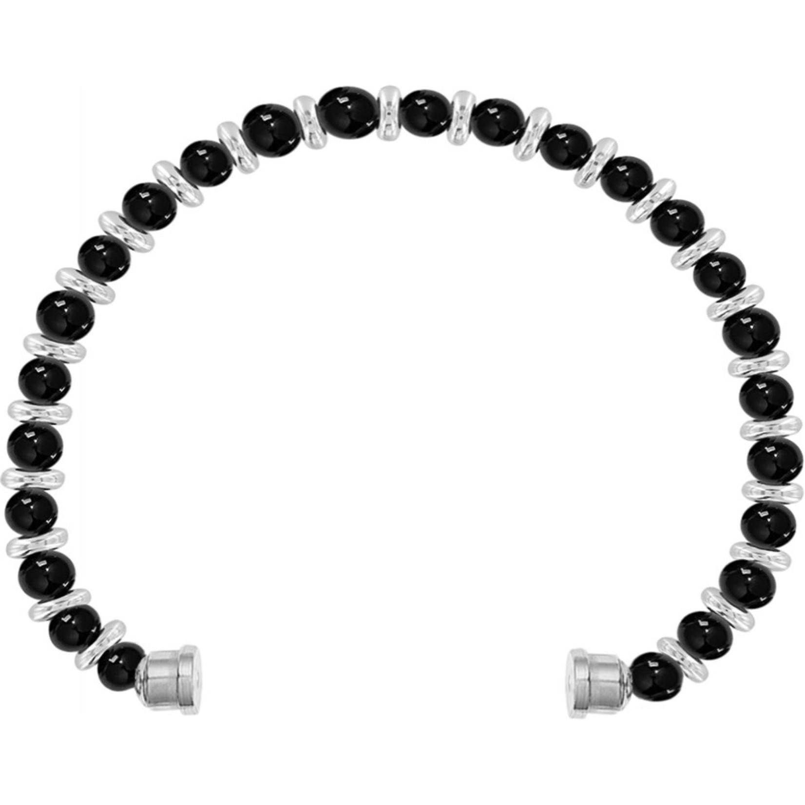 Brighton Color Clique Bead Cord Black