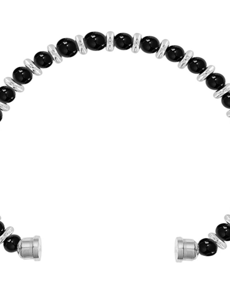 Brighton Color Clique Bead Cord Black