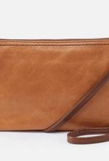 HOBO Darcy Honey Vintage Hide Leather Wristlet/Crossbody