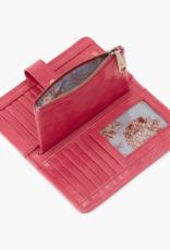 HOBO Torch Blossom Vintage Hide Leather Wallet