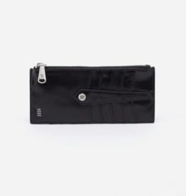 HOBO Linn Black Vintage Hide Leather Wallet/CCHolder