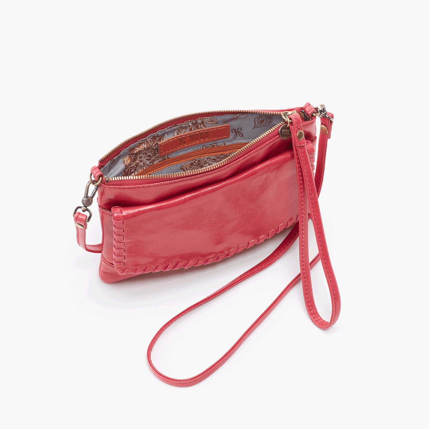 HOBO Stroll Blossom Vintage Hide Leather Crossbody/Wristlet