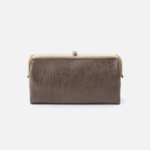 HOBO Lauren Shadow Embossed Vintage Leather Wallet/Clutch