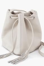 HOBO Sander Dew Velvet Hide Leather Bucket