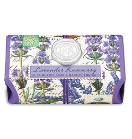 Lavender Rosemary Large Bar Soap