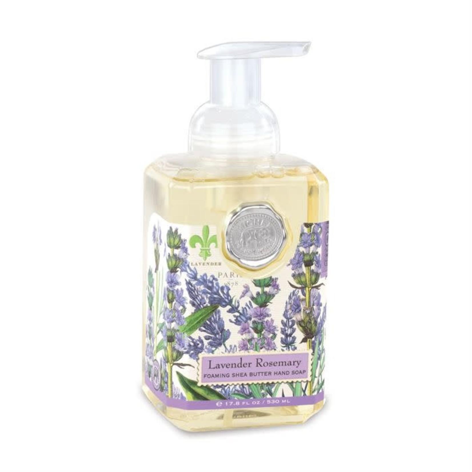 Michel Design Works Lavender Rosemary Foaming Soap 17.8 fl oz