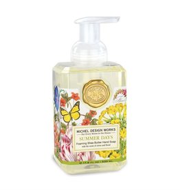 Summer Days Foaming Soap 17.8 oz