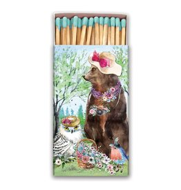 Garden Party Boxed Matches