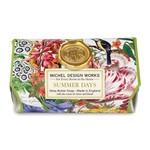 Michel Design Works Summer Days Large Bar Soap