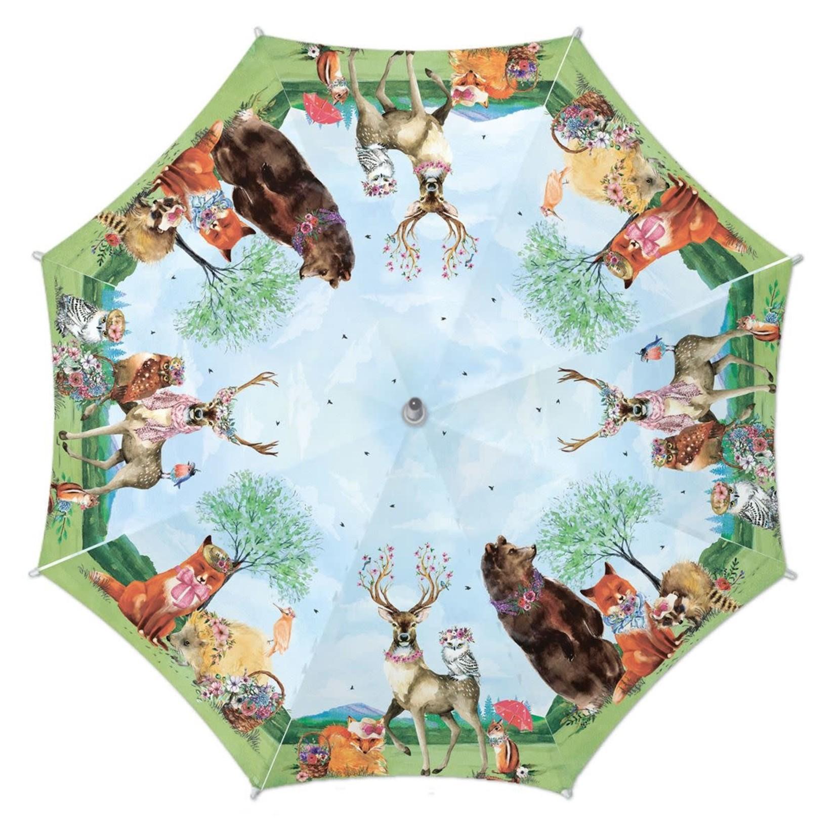 "Michel Design Works Garden Party 40"" Diameter Umbrella"