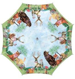 """Garden Party 40"""" Diameter Umbrella"""