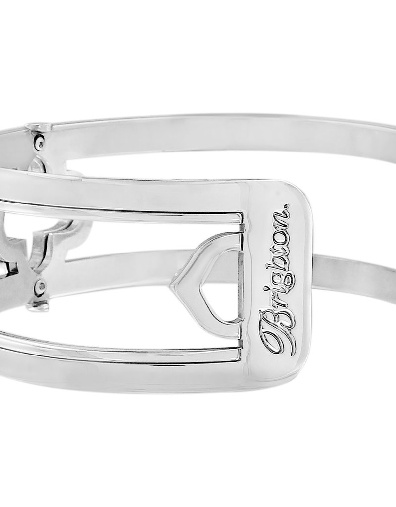 Brighton Christo Toledo Del Sol Narrow Cuff Bracelet