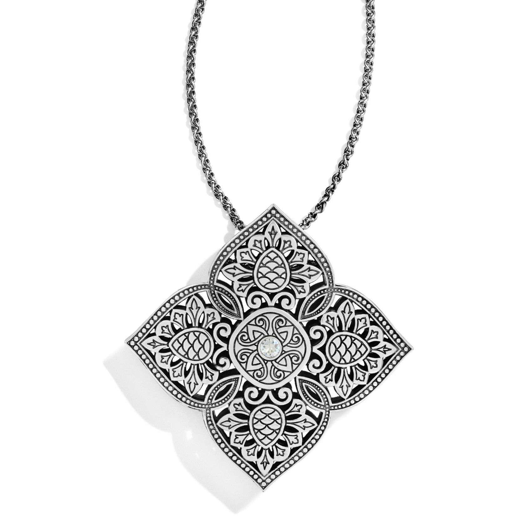 Brighton Mumtaz Bloom Convertible Necklace