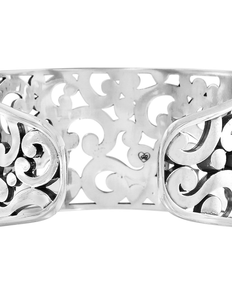 Brighton Contempo Wide Cuff Bracelet