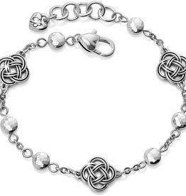 Brighton Interlok Petite Station Bracelet
