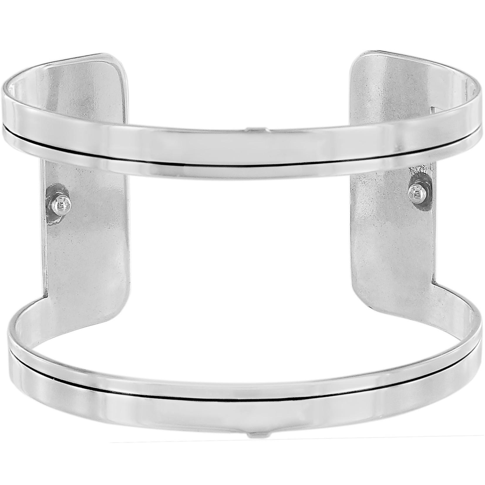Brighton Christo New Delhi Wide Cuff Bracelet