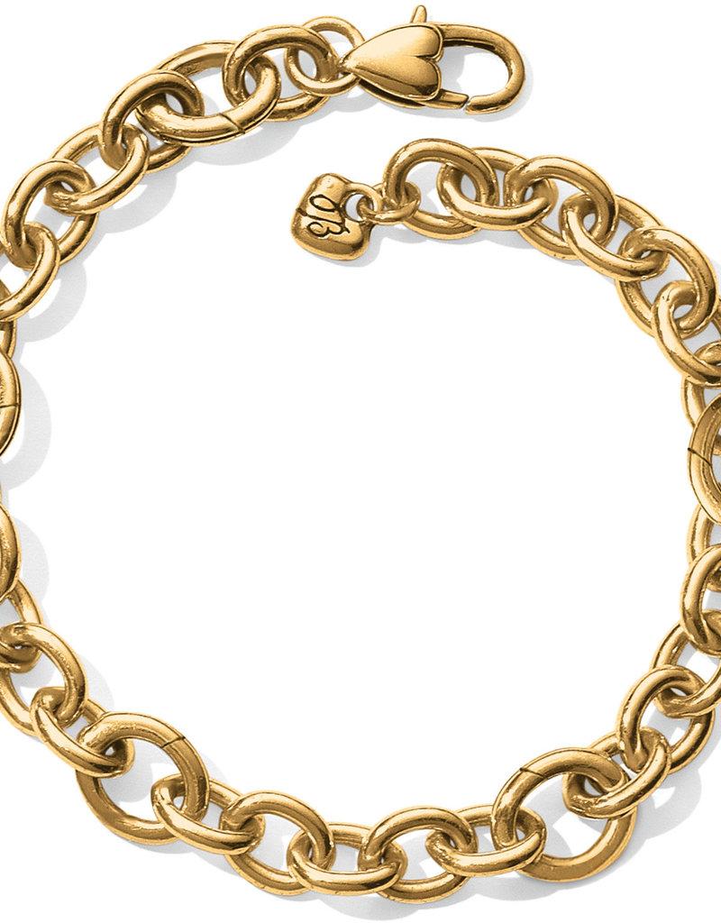 Brighton Luxe Link Charm Bracelet