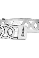 Brighton Christo Havana Slim Cuff Bracelet