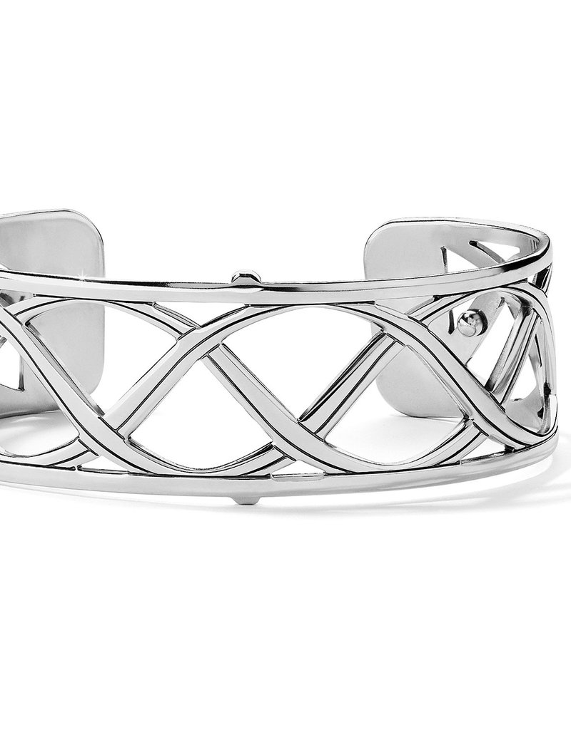 Brighton Christo Sydney Narrow Cuff Bracelet