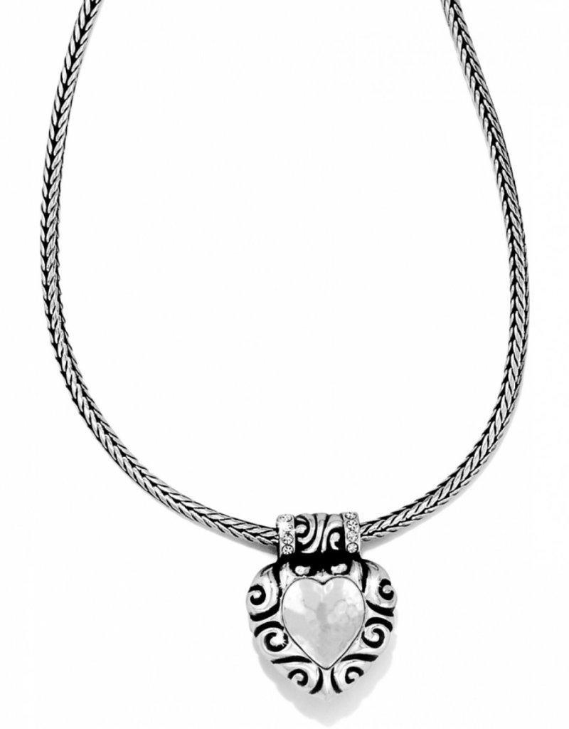 Brighton 58936 Necklace/Regina Heart