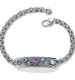 Brighton Halo Rays Plaque Bracelet