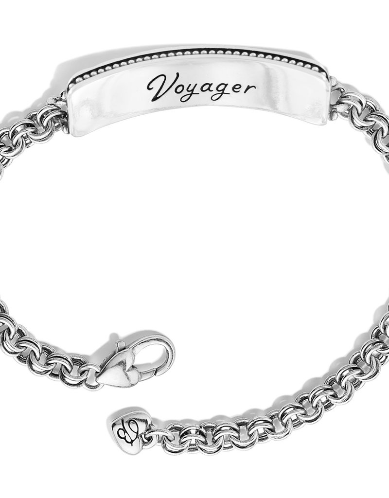 Brighton Halo Rays Plaque Bracelet