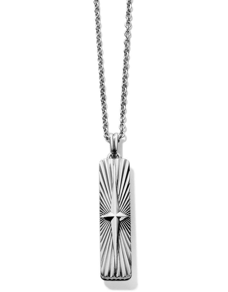 Brighton Halo Rays Bar Necklace