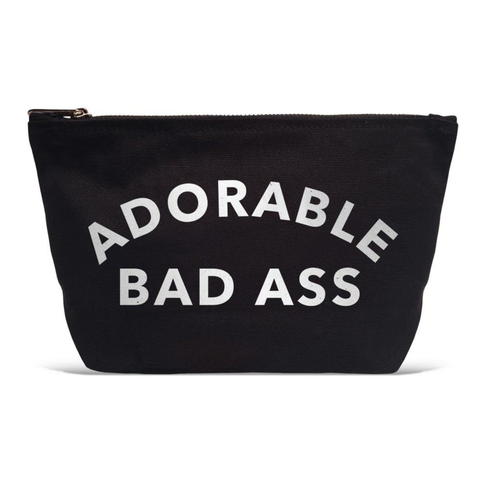 """Los Angeles Trading Co """"Adorable Bad Ass"""" Pouch"""