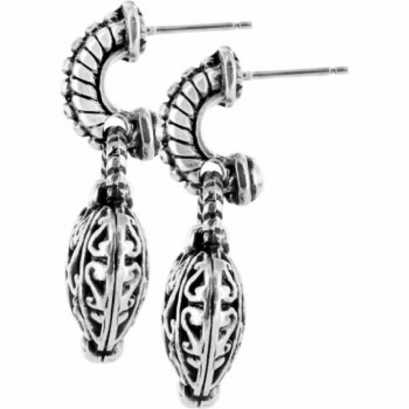 Brighton Bibi Heart Post Earrings