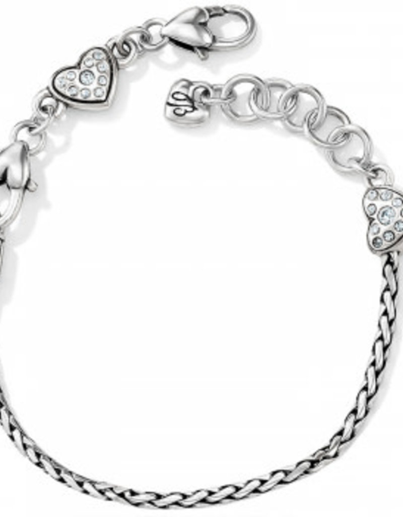 Brighton Heart Slide Bracelet