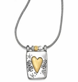 Brighton Remember Your Heart Necklace