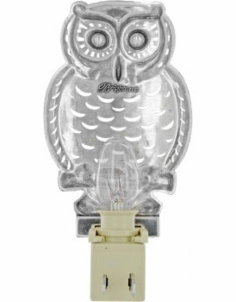 Brighton Night Owl Night Light