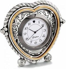 Brighton Heartbeat In Time Clock