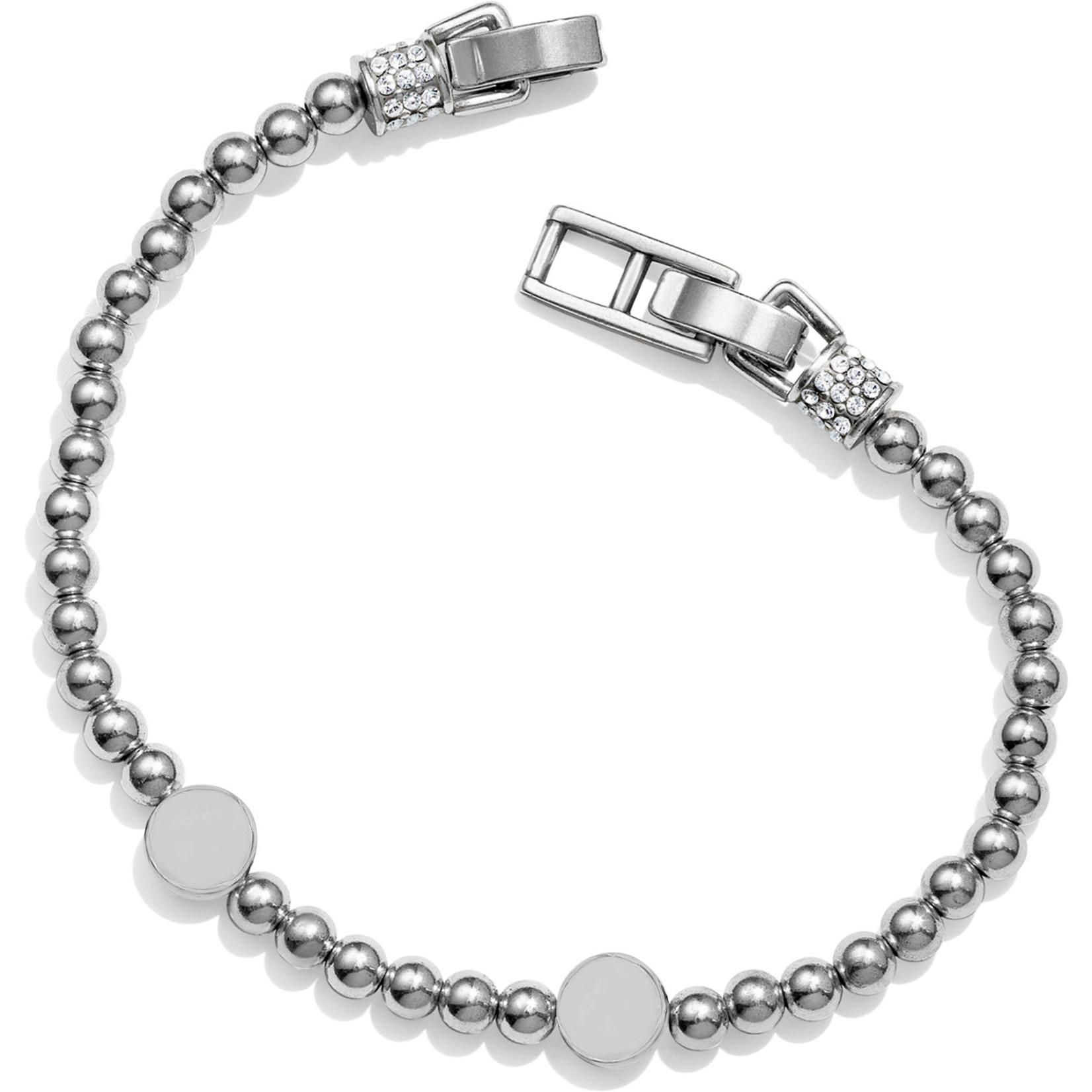 Brighton Meridian Petite Stack Disc Bracelet